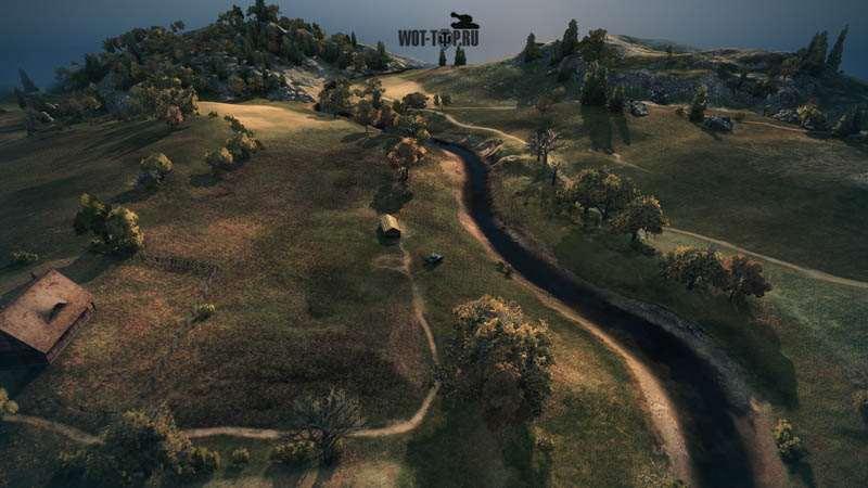 Редшир - Встречный бой