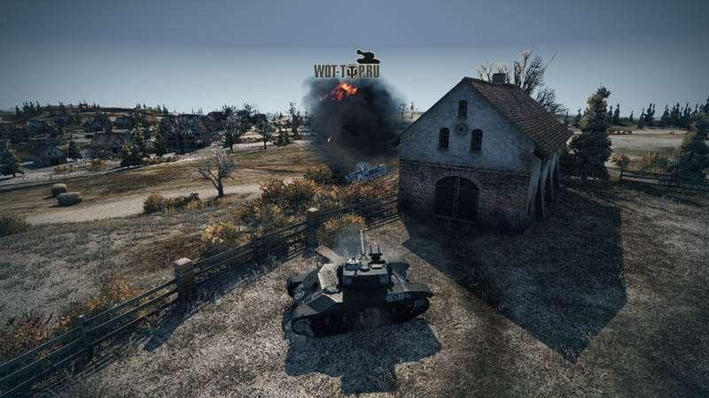 Эрленберг - Встречный бой