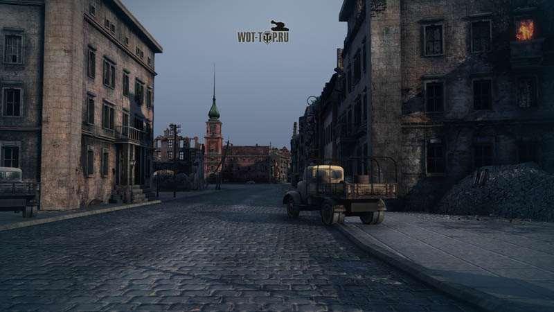 Химмельсдорф - Встречный бой