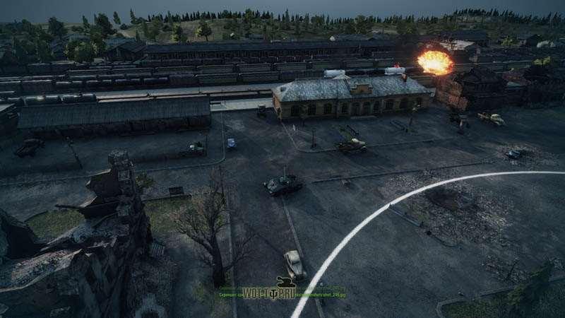Энск - Встречный бой