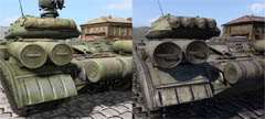 Текстуры HD танков World of Tanks 50%  World of Tanks 0 9 18