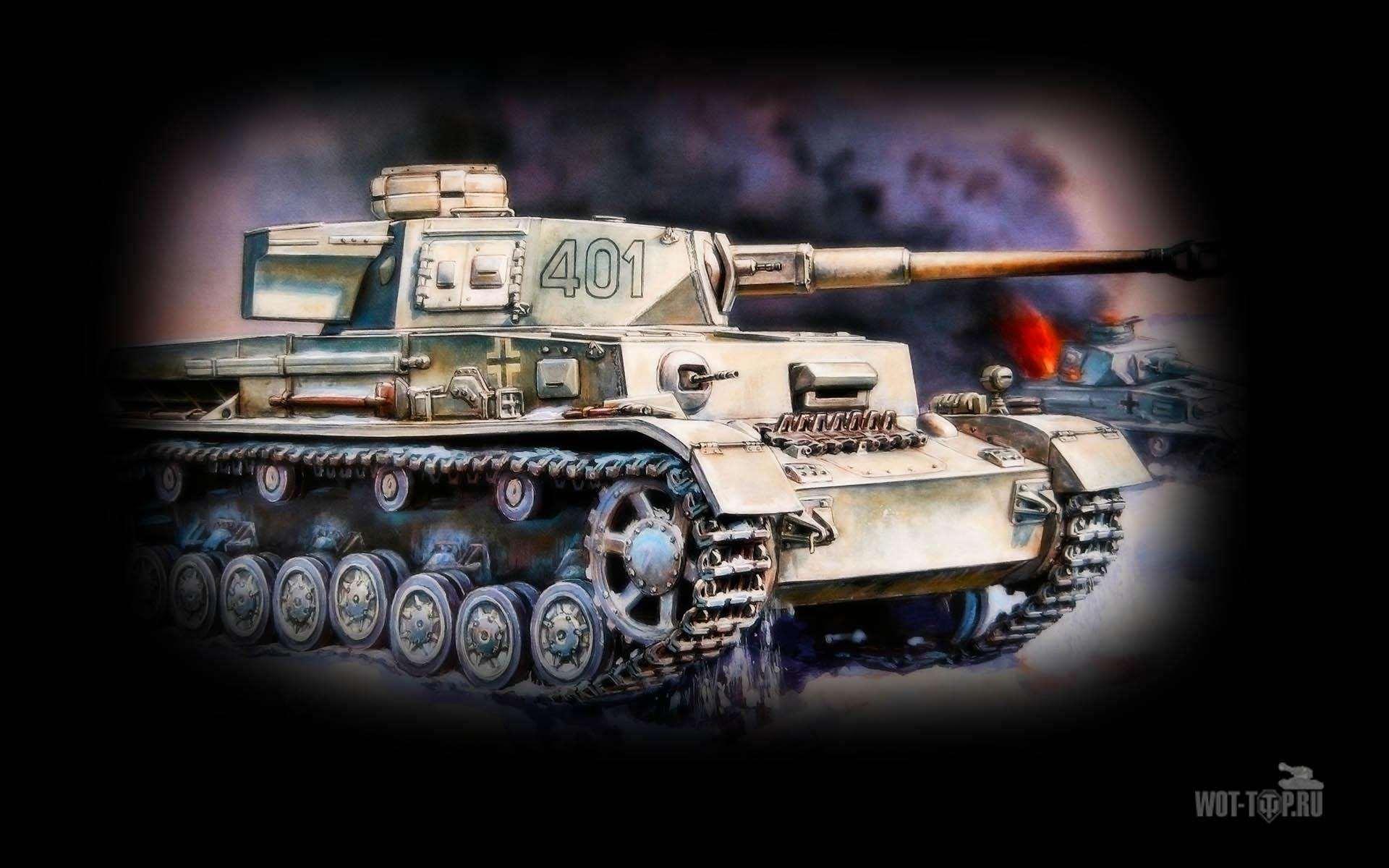 Рисованные танки