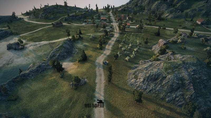 Рудники - Встречный бой
