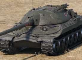 Поджог танков ИС-7
