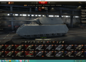Аккаунты World of Tanks