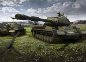 Танк ИС гайд World of Tanks