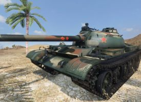 Танк Туре 59 гайд World of Tanks