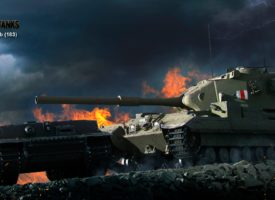 Танк FV215b (183) гайд World of Tanks