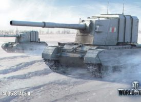 Танк FV4005 Stage II  гайд World of Tanks