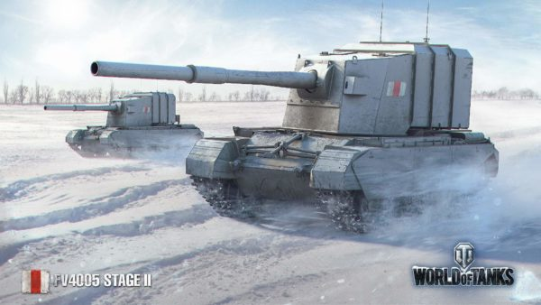 FV4005 World of Tanks