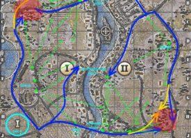 Карта Эрленберг WOT тактика
