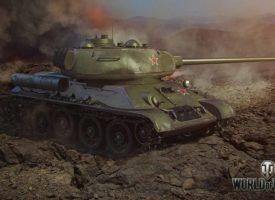 Танк Т-34-85 гайд World of Tanks