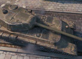 Тяжелый танк ИС-М