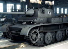 Танк Pz.Kpfw. II Luchs гайд World of Tanks