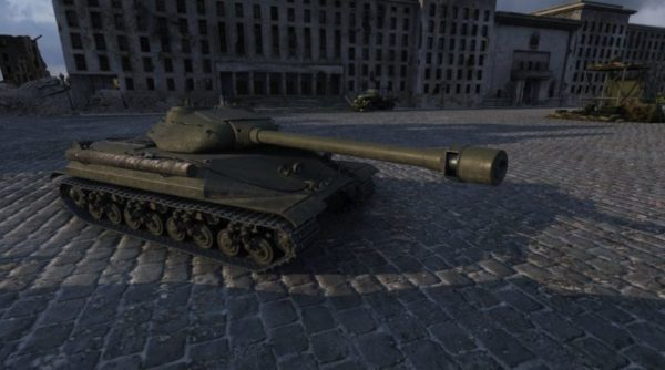 Танк ИС-7