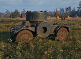 Колесные Французские Танки в World of Tanks
