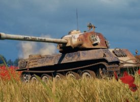Танк AMX M4 mle. 49 в World of Tanks