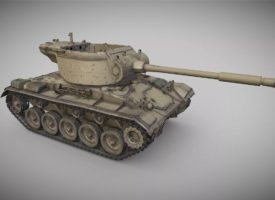 Танк Т78 в World of Tanks
